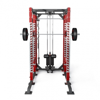 DFC POWER RACK WITH LAT/PULLEY / 1DFC5